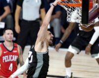 Вісім очок Леня допомогли «Сакраменто» здобути першу перемогу після відновлення НБА