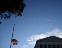 Ruth Bader Ginsburg ist tot: So wichtig ist der freie Richterposten für Amerikas Zukunft