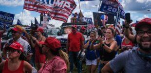 Donald Trump gegen Joe Biden in Florida: Kampf um die Latinos