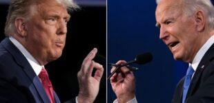 Donald Trump vs. Joe Biden im TV-Duell: Diesmal ging's zur Sache