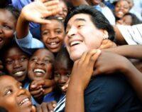 Warum uns Diego Maradona so bewegt