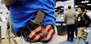 USA: NRA meldet Konkurs an und will sich in Texas neu formieren