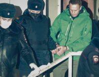 Alexej Nawalny: Mitstreiter kämpfen um seine Entlassung