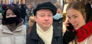 Russland und Alexej-Nawalny-Proteste: Drei Teilnehmer in Moskau erzählen