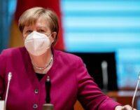 Corona: Angela Merkel und Länderchefs: Shutdown wird bis zum 28. März verlängert