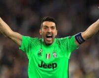Футбол: Буффон назвав крайню дату завершення кар'єри