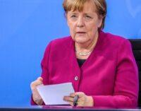 Corona-Pandemie: Angela Merkel sieht Übergang in neue Pandemiephase «mit berechtigten Hoffnungen»