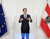 Corona: Sebastian Kurz plant für Österreich Impfallianz mit Israel und Dänemark