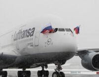 Убыток Lufthansa в 2020 год достиг рекордных €6,7 млрд