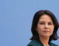 Grünen-Chefin Annalena Baerbock: »Ich habe ihn eindringlich gebeten, sich zu entschuldigen«