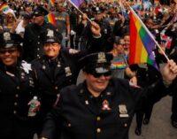 LGTBQ-Veranstaltung: New York-»Pride« schließt Polizisten von Parade aus