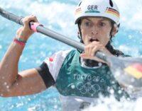 Olympia 2021: Kanutin Ricarda Funk gewinnt erste deutsche Goldmedaille