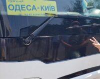В автобусі сполученням «Одеса-Київ» депутатка з Харкова впала і зламала 4 ребра
