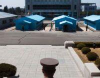 Nordkorea und Südkorea sprechen wieder miteinander