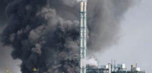 Leverkusen: Explosion in Chemieunternehmen — Anwohner sollen Fenster geschlossen halten
