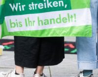 Bundestagswahl 2021 im News-Update: Globaler Klimastreik kurz vor der Wahl