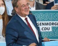 Armin Laschet und die Union machen sich Mut