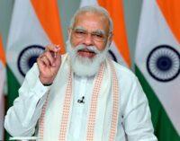 Прем'єр-міністр Моді закликав виробників вакцин усього світу «прийти і працювати в Індії»