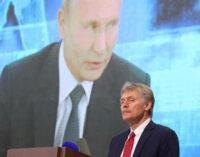 Песков назвал «плохими» перспективы разговора Путина с Зеленским