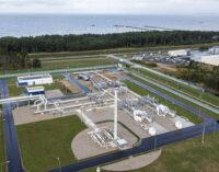 Первую нитку «Северного потока 2» заполнили техническим газом